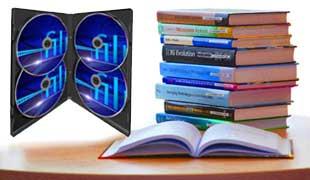 本とDVDのイメージ